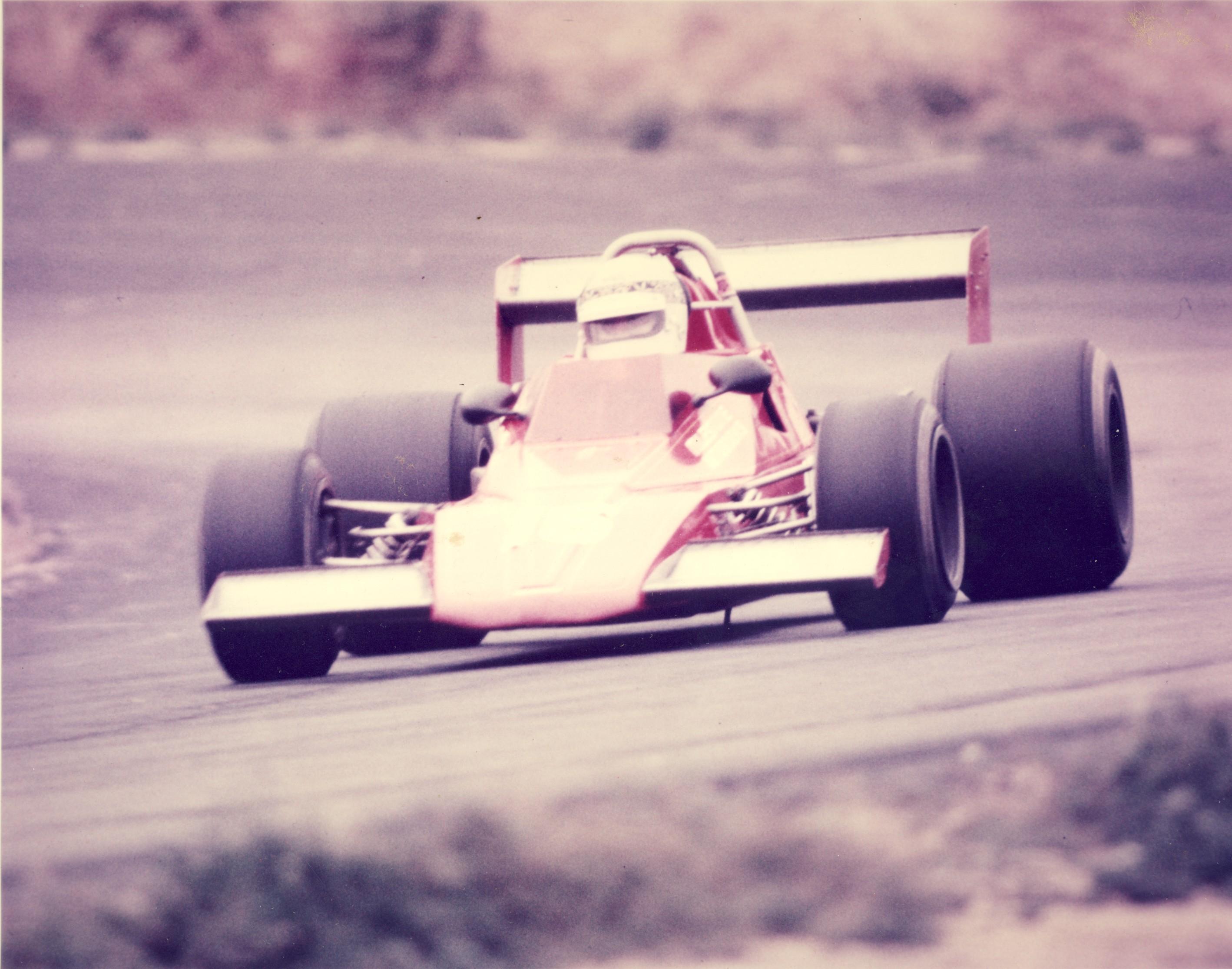 Brabham BT40 Willow Springs California 1986