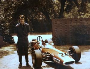 Douglas and Lotus 41 FB Pasadena 1969