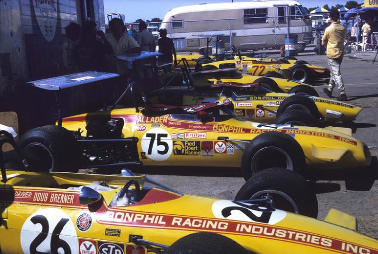 Fred Opert Racing Van 1970