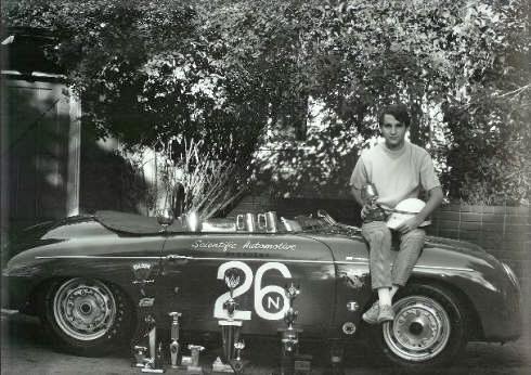 Douglas and Porsche Speedster 1966